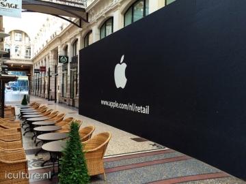 Apple Store Den Haag logo 2