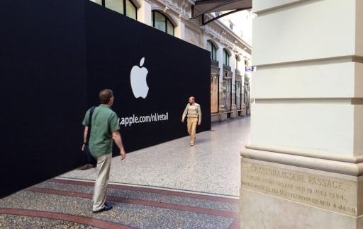 Apple Store Den Haag logo 1