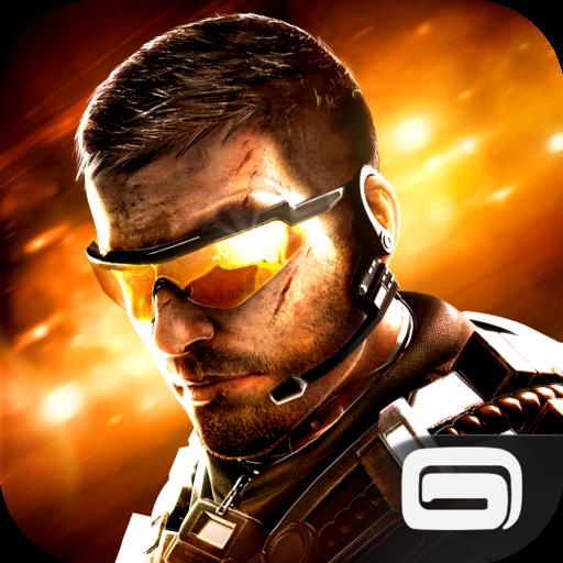 Modern Combat 5 icon