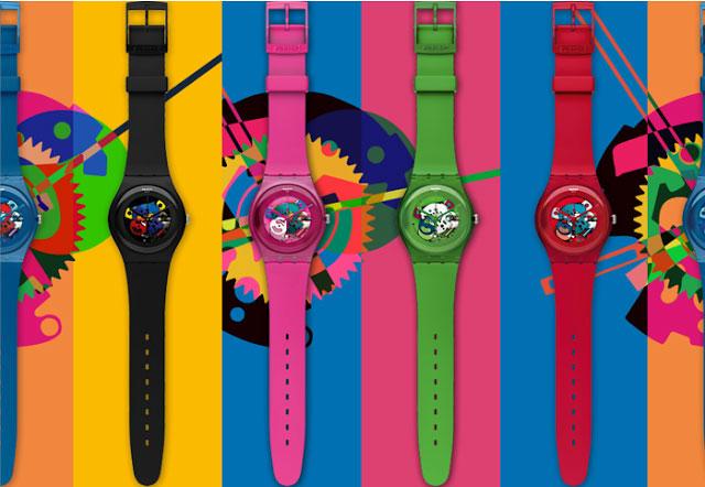 swatch-kleuren