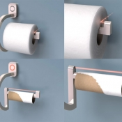 rollscout toiletrolhouder