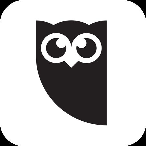 hootsuite icoon groot