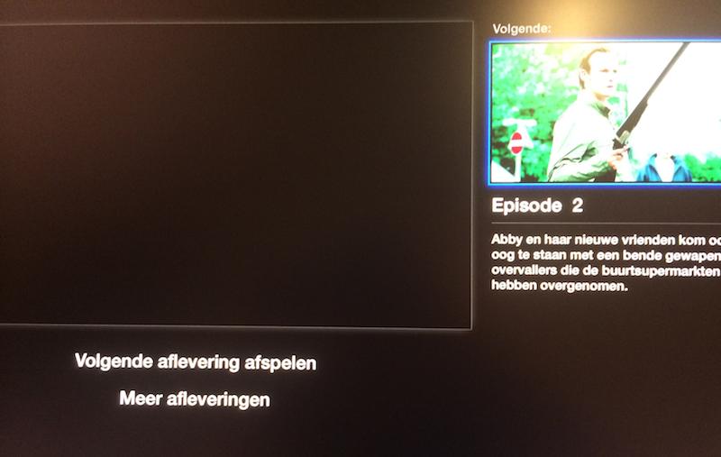 Netflix-AppleTV-aflevering
