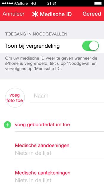 gezondheid-app-medische-id-tonen
