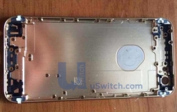 iPhone 6 achterkant 2