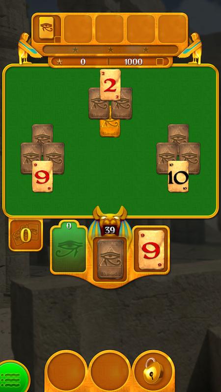 Pyramid Solitaire Saga 2