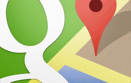 google-maps-icoon