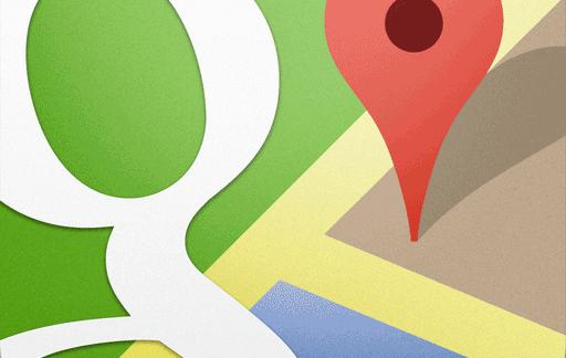 google-maps-icoon