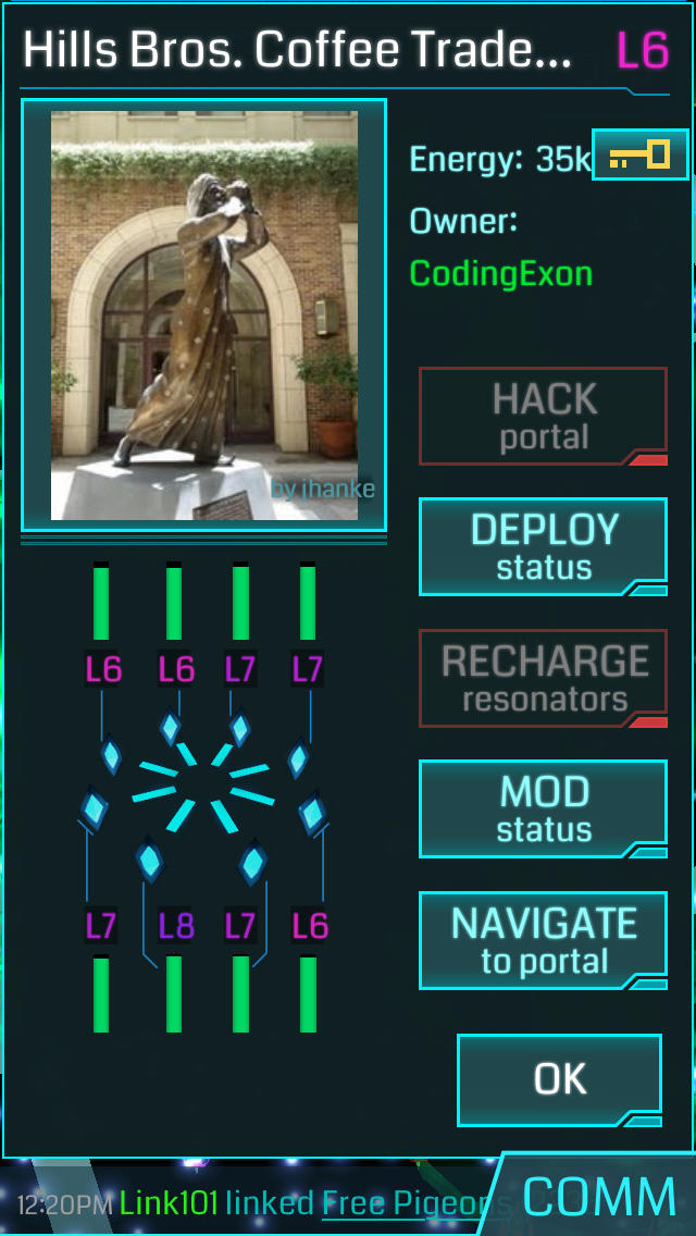 Ingress iOS 2