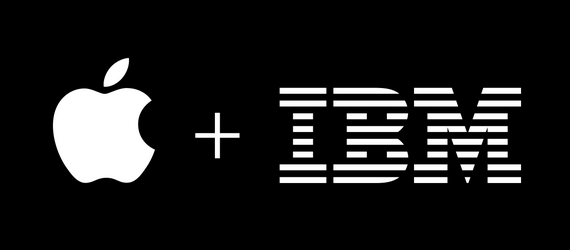 Apple en IBM
