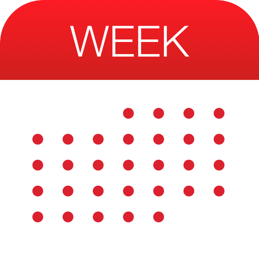Week Calendar iOS 7 stijl