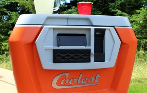 Coolest Cooler koelbox op Kickstarter
