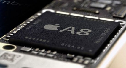 a8 chip iphone