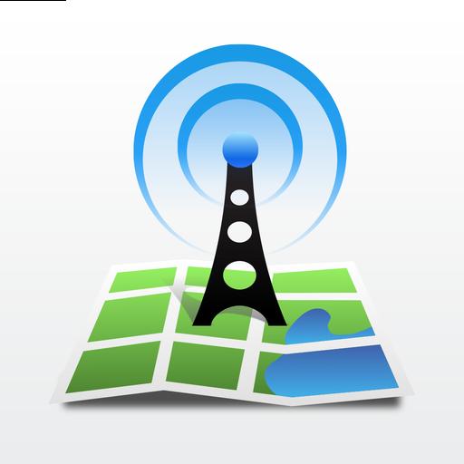 OpenSignal iPhone bereik Wi-Fi-hotspots