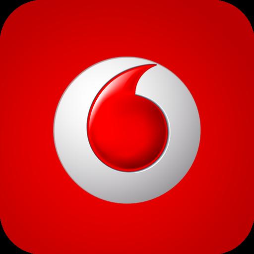My Vodafone iPhone iPad