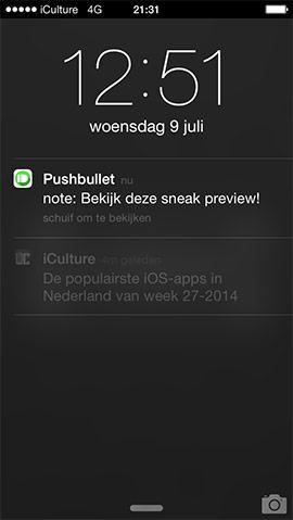 pushbullet-notificaties