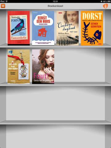 VakantieBieb iPad