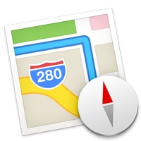 apple maps logo
