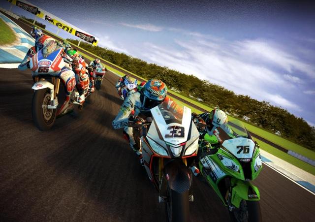 SBK14 motorracegame iOS iPhone iPad