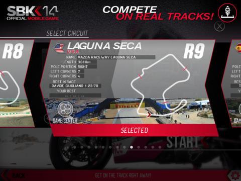 SBK14 circuits Laguna Seca