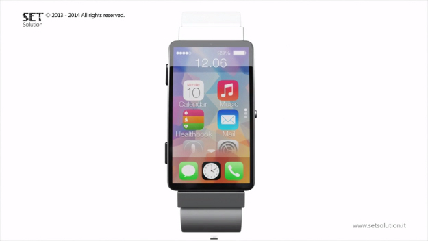iWatch concept featured