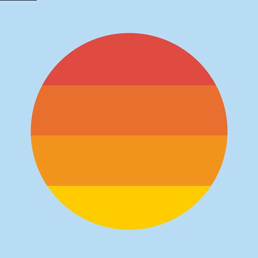 Zonnen iPhone app zonnebrand insmeren