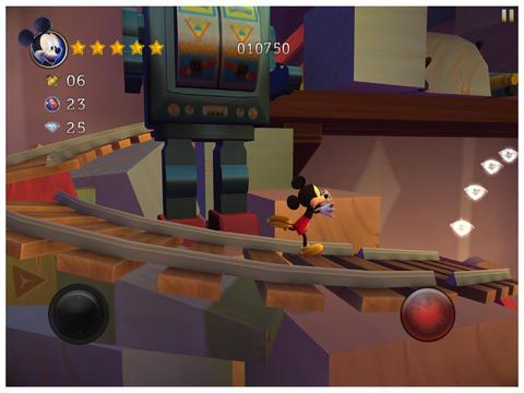Disneys Castle of Illusion iPhone iPad