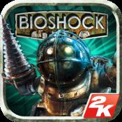 Bioshock iPhone iPad app icoon