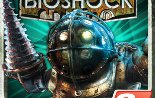 Bioshock iPhone iPad app icoon