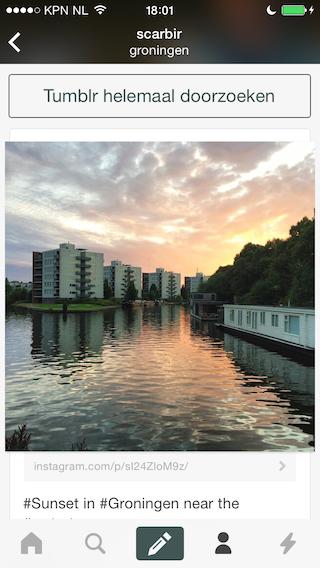 Tumblr zoeken op Groningen van Scarbir