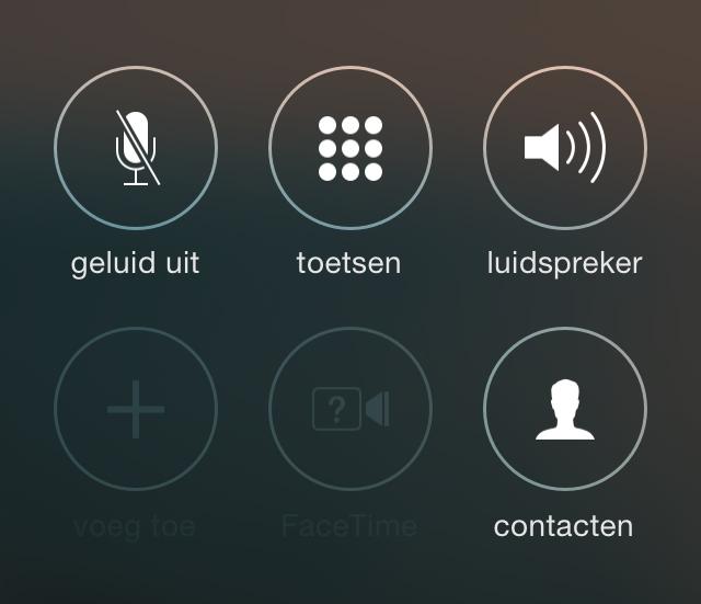 Dure scamtelefoontjes op iPhone mogelijk