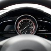 Kilometers registreren iPhone auto dashboard