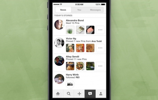 pinterest-newsfeed