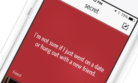 secret app geheim