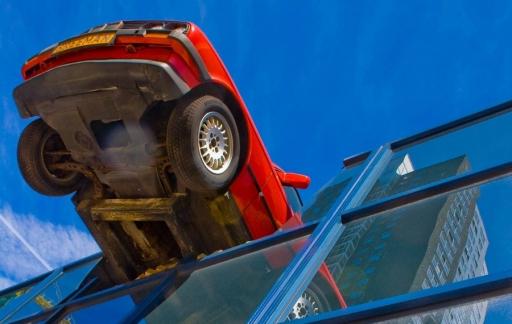 Geparkeerde auto terugvinden