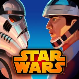 Star Wars Commander iPhone iPad