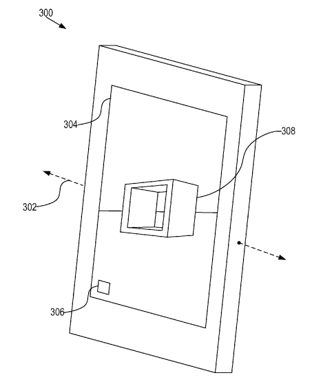 3D patent Apple