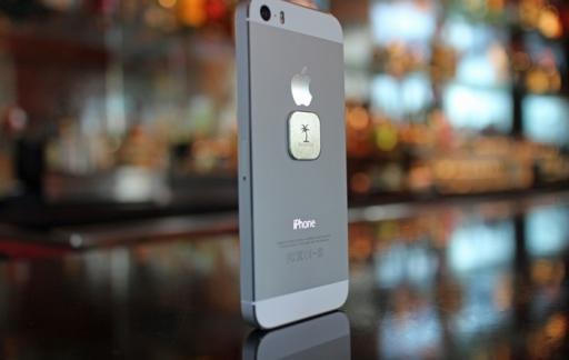 Neutron iPhone magneet
