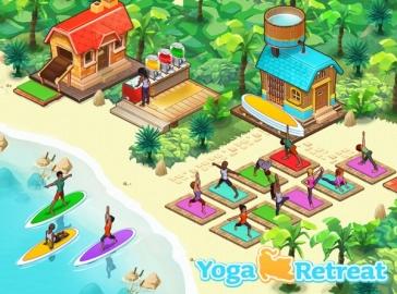 yoga retreat voorbeeld