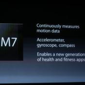 M7 Motion Coprocessor