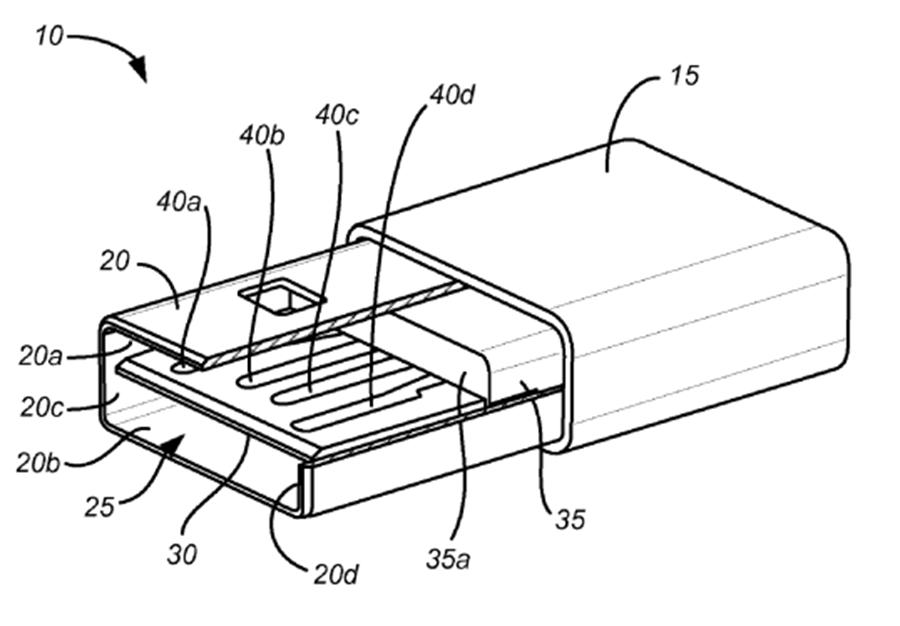 usb patent