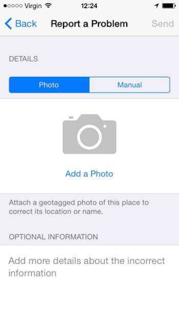 Apple Maps iOS 8 problemen 2