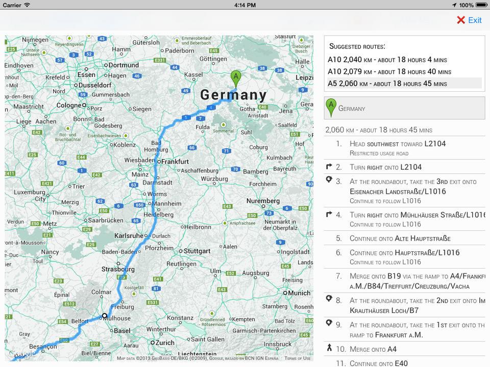 i.map pro