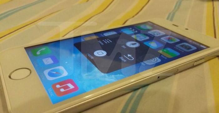iPhone 6 achterkant groot