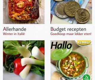 Receptenmaker iPhone kookboeken
