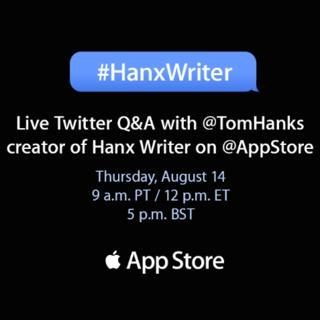 hanx writer interview