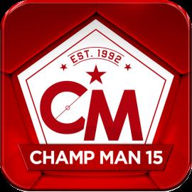 Champ Man 15 voetbalgame iPhone iPad