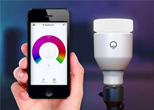 lifx lamp iphone app