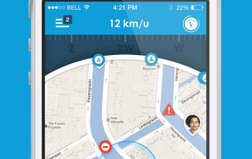 VaarWater 2 Amsterdamse grachten iPhone app