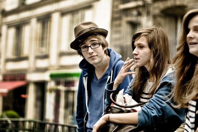 jongeren flickr cc